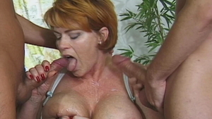Stepmom Annabel Massina wants slamming hard in HD
