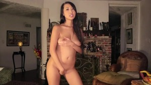 Reverse cowgirl huge boobs asian Sharon Lee in HD