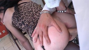 French doctor get drilled