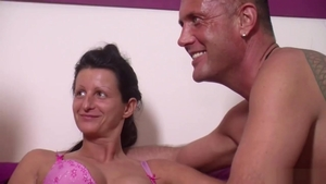 Young german stepmom seduced