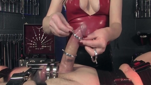 BDSM in the company of mistress