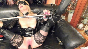 Torture in the company of slut