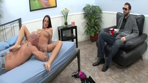 Big tits spanish mature Kortney Kane craving hard ramming