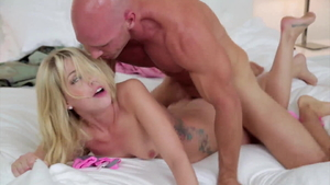 Zoey Monroe rough finds dick to fuck