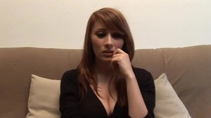 Small tits Roxy Carter amateur sucking cock sex tape