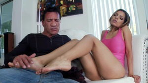 Famous mature Yurizan Beltran gets a buzz out of ramming hard