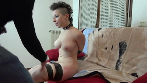 Thick first time cunnilingus spanking HD
