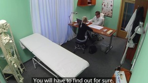 Amateur dick sucking in the hospital