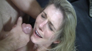 Ejaculation with busty bitch Cory Chase