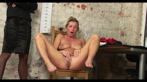 Very sexy hungarian stepmom Rita Rush feels in need of BDSM HD