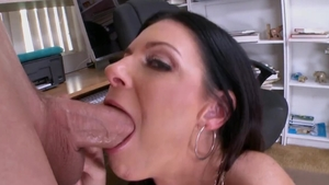 Slamming hard with small tits Arabian brunette India Summer