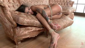 Bonnie Rotten domination toys in HD