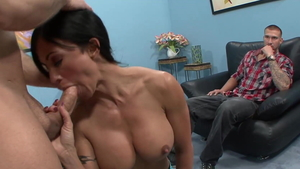 Rough plowing hard along with very hawt stepmom