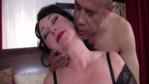 Taboo plowing hard among lonely stepmom Alexis Couture