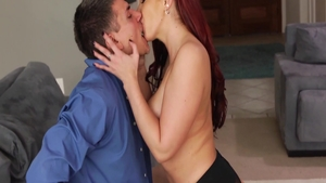 Large tits Kelly Divine ass pounded