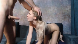 Teen chick finds pleasure in good fucking
