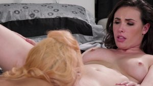 Reality raw sex with Casey Calvert & large tits April Oneil
