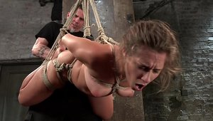 BDSM in company with horny babe Cassidy Klein