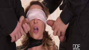 Victoria Summers gaping