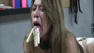 Asian Pain Play Work Slowly On The Lovely Ladies :)