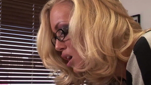 Raw sex together with hottest secretary