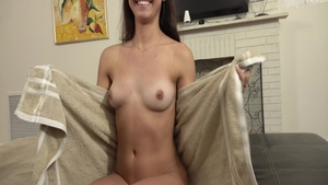 POV loud sex in the company of erotic amateur Kylie Rocket