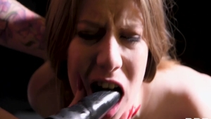 Hard nailining starring dominatrix Zara DuRose