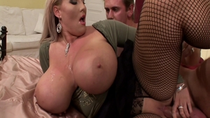 Beautiful BBW Laura Orsolya desires raw fucking in HD