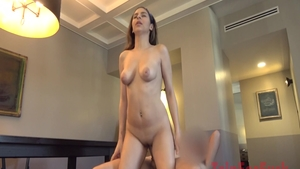 Ass pounded video alongside big boobs raw Nina North