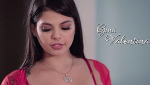 Super sensual and gorgeous Gina Valentina fucked all the way