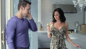 Very nice cougar Veronica Avluv wishes rough nailing HD