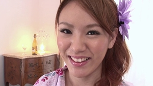 Hairy pussy japanese babe fun with toys