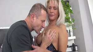 Pussy fuck scene next to very sexy rough Kathy Anderson