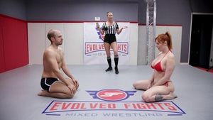 Domination ramming hard escorted by redhead Lauren Phillips