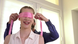 Pigtails Nym Fleurette being fucked by BBC