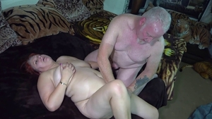 Shaved redhead wishes for plowing hard HD