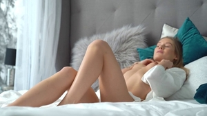 Tiffany Tatum amongst Anastasia Brokelyn fingering