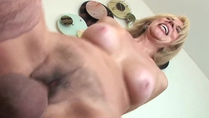 Very kinky Erica Lauren furry gets rough drilled porn