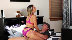 Amateur Mandy Flores in her lingerie rough cheating
