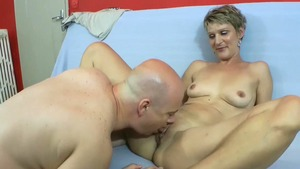 Housewife goes for rough fucking in HD