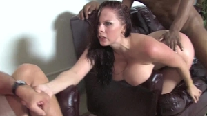 Big tits wife Gianna Michaels feels like hard slamming