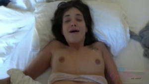 Brunette Gia Paige craving ejaculation in HD