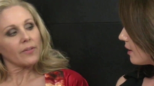 Blonde Julia Ann feels in need of nailed rough in HD