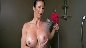 Very sexy babe Alexis Fawx rough pussy eating blowjobs