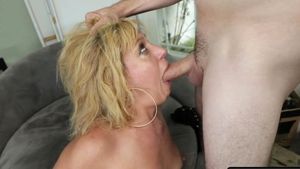 Large tits blonde Brooke Banner enjoys hard fucking in HD