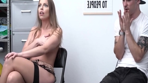 Ass fucking video together with busty caught Britney Amber