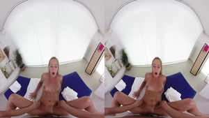 Arab in sexy stockings masturbation at the casting