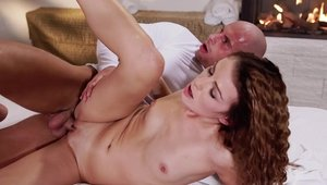 Nailing along with passionate czech babe