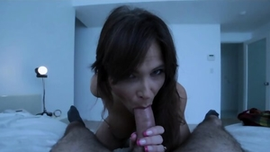 Homemade real fucking escorted by brunette