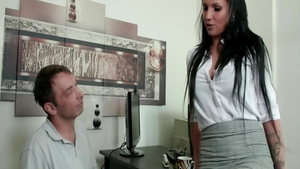 Super hot mature Jolee Love wishes for sex